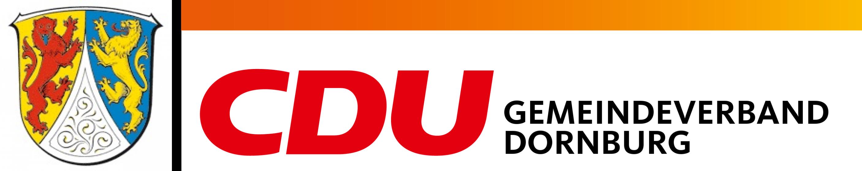 Logo von CDU-Gemeindeverband Dornburg